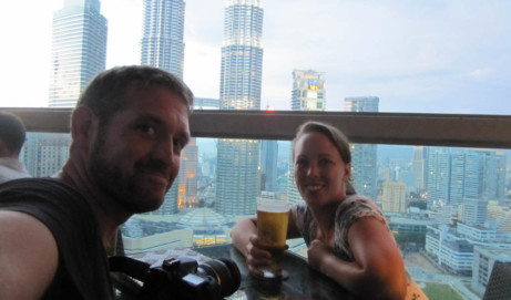 Busy Kuala Lumpur