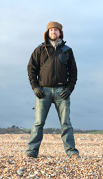 Image of Matt at Winchelsea Beach